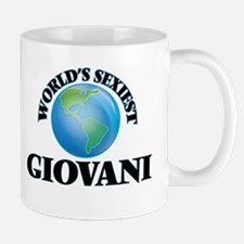 World's Sexiest Giovani Mugs