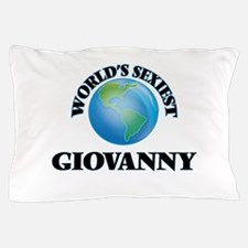 World's Sexiest Giovanny Pillow Case