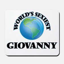 World's Sexiest Giovanny Mousepad