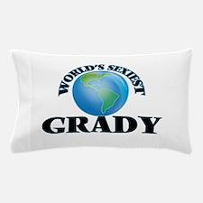 World's Sexiest Grady Pillow Case