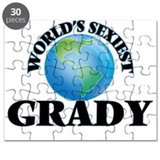 World's Sexiest Grady Puzzle
