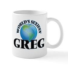 World's Sexiest Greg Mugs