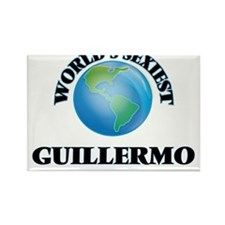 World's Sexiest Guillermo Magnets