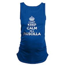 Cute Priscilla Maternity Tank Top