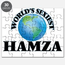 World's Sexiest Hamza Puzzle