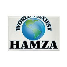 World's Sexiest Hamza Magnets