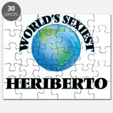 World's Sexiest Heriberto Puzzle