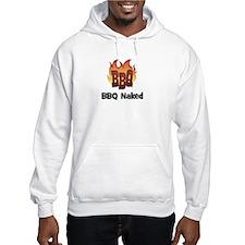 BBQ Fire: BBQ Naked Hoodie