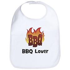 BBQ Fire: BBQ Lover Bib