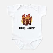 BBQ Fire: BBQ Lover Infant Bodysuit