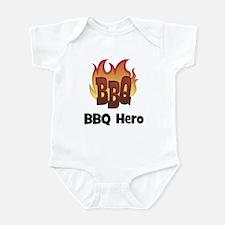BBQ Fire: BBQ Hero Infant Bodysuit