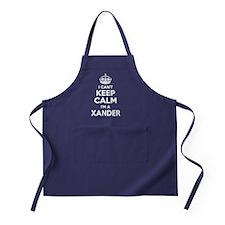 Funny Xander Apron (dark)