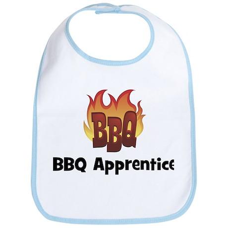 BBQ Fire: BBQ Apprentice Bib