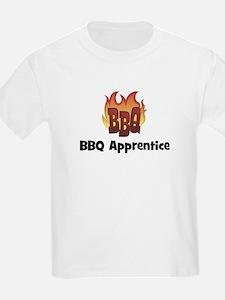 BBQ Fire: BBQ Apprentice T-Shirt