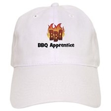 BBQ Fire: BBQ Apprentice Baseball Cap
