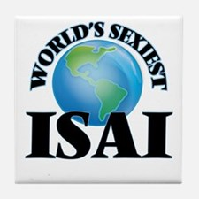 World's Sexiest Isai Tile Coaster