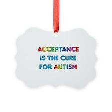 Autism Acceptance Ornament