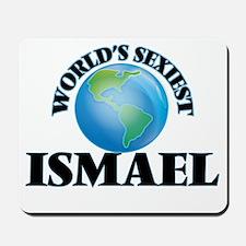 World's Sexiest Ismael Mousepad