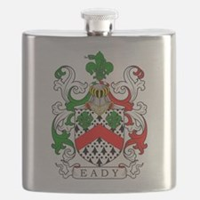 Eady Coat of Arms Flask