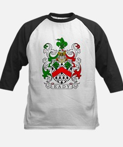 Eady Coat of Arms Baseball Jersey