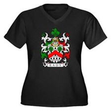 Eady Coat of Arms Plus Size T-Shirt