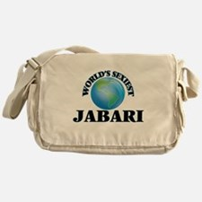 World's Sexiest Jabari Messenger Bag