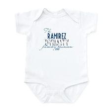 RAMIREZ dynasty Infant Bodysuit