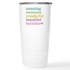 Amazing Barrister Travel Mug