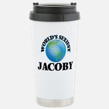 World's Sexiest Jacoby Travel Mug