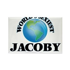 World's Sexiest Jacoby Magnets