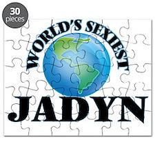 World's Sexiest Jadyn Puzzle