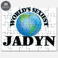 World's Sexiest Jadyn Puzzle