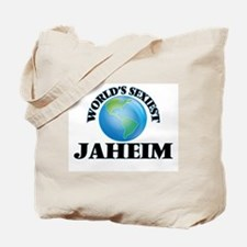 World's Sexiest Jaheim Tote Bag