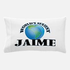 World's Sexiest Jaime Pillow Case