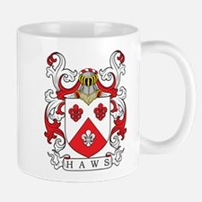 Haws Coat of Arms Mugs