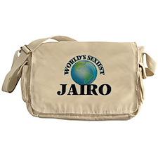World's Sexiest Jairo Messenger Bag