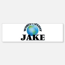 World's Sexiest Jake Bumper Bumper Bumper Sticker