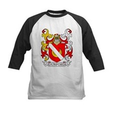 Dunford Coat of Arms II Baseball Jersey