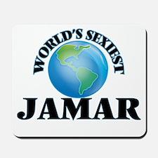 World's Sexiest Jamar Mousepad