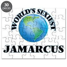 World's Sexiest Jamarcus Puzzle