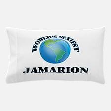 World's Sexiest Jamarion Pillow Case