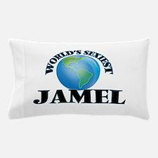 World's Sexiest Jamel Pillow Case