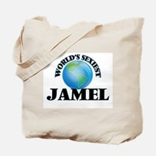 World's Sexiest Jamel Tote Bag
