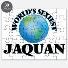 World's Sexiest Jaquan Puzzle