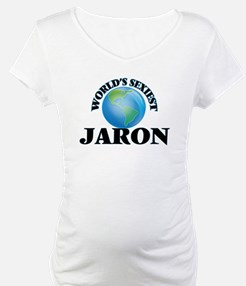 World's Sexiest Jaron Shirt