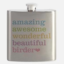 Amazing Birder Flask