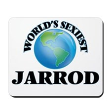 World's Sexiest Jarrod Mousepad