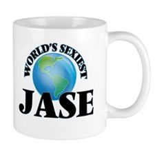 World's Sexiest Jase Mugs