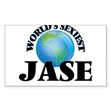 World's Sexiest Jase Decal