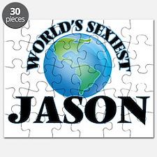 World's Sexiest Jason Puzzle
